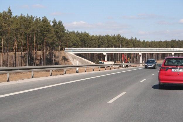 Wiele budów dróg jest opóźnionych. A to niesie spory o pieniądze /INTERIA.PL