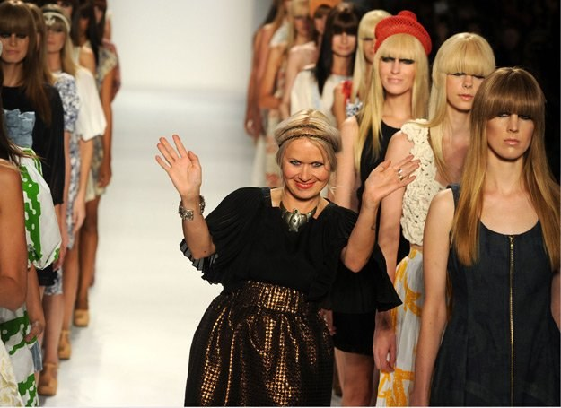 Wiele dziewczyn marzy, by zostac modelką /Getty Images/Flash Press Media
