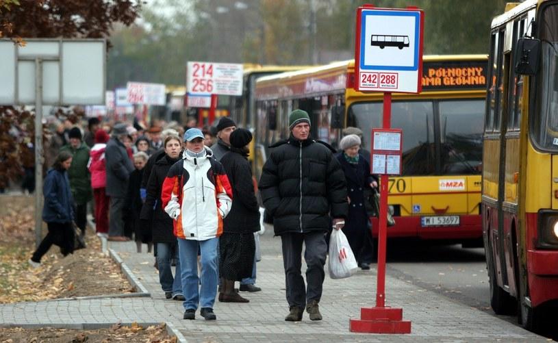 Wiele miast już od lat zapewnia darmową komunikację miejską 1 listopada /Karol Piechocki /Reporter