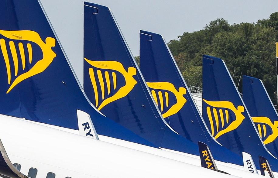 Wiele samolotów stacjonujących w Niemczech w piątek nie odleci ze swoich baz /STEPHANIE LECOCQ  /PAP/EPA