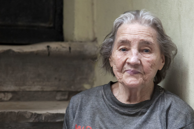 Wiele starszych osób żyje w nędzy/Picsel /Szlachetna Paczka