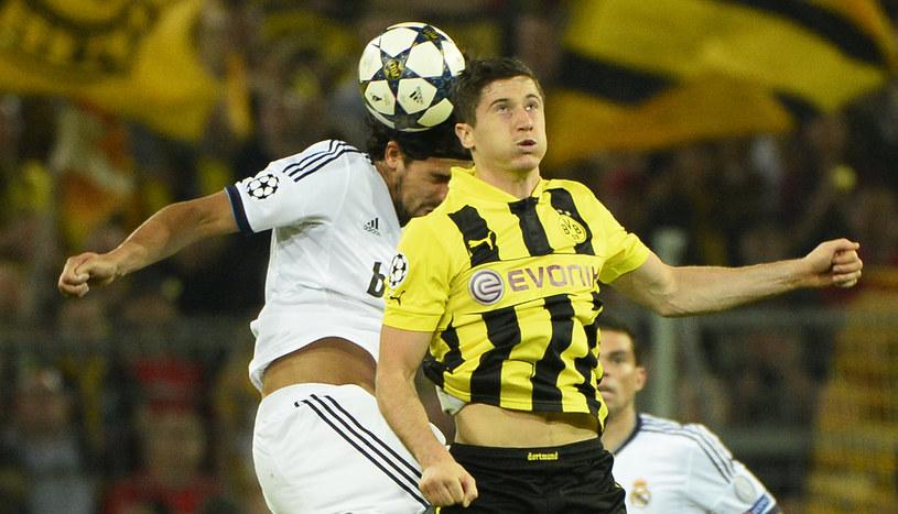 Wiele wskazuje na to, że Robert Lewandowski nie zagra w Premier League /AFP