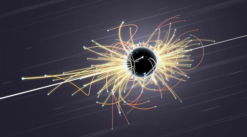 Wiele wskazuje, że leptony faktycznie przeczą Modelu Standardowemu /123RF/PICSEL