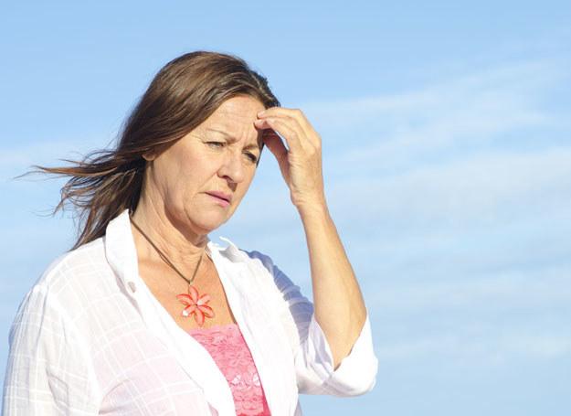 Wiele z nas z lękiem myśli o menopauzie /123RF/PICSEL