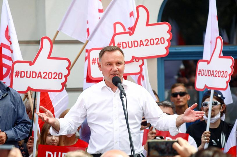 Wieliczka. Spotkanie kandydata na prezydenta Andrzeja Dudy z mieszkańcami
