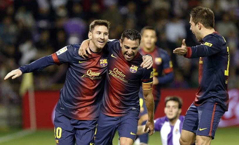 Wielka Barcelona przyjedzie do Polski /AFP