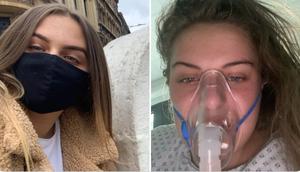 Wielka Brytania: 17-latka zachęca do szczepień. Stała się celem ataków