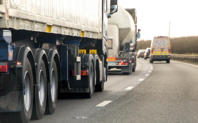 Wielka Brytania chce ściągnąć 10 tysięcy zagranicznych pracowników, głównie kierowców ciężarówek /123RF/PICSEL