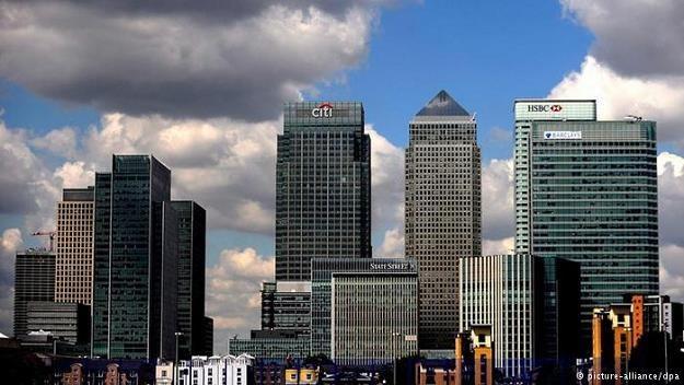Wielka Brytania chce wyegzekwować majątek zagrabiony Ukrainie przez skorumpowanych polityków /Deutsche Welle