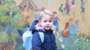 Wielka Brytania: Książę George poszedł do przedszkola