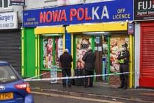 Wielka Brytania: Nastolatek zamordowany w polskim sklepie