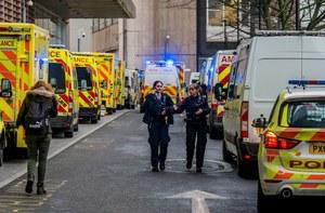 Wielka Brytania: Niemal 100 zgonów z powodu COVID-19 w ciągu doby. Najwięcej od marca