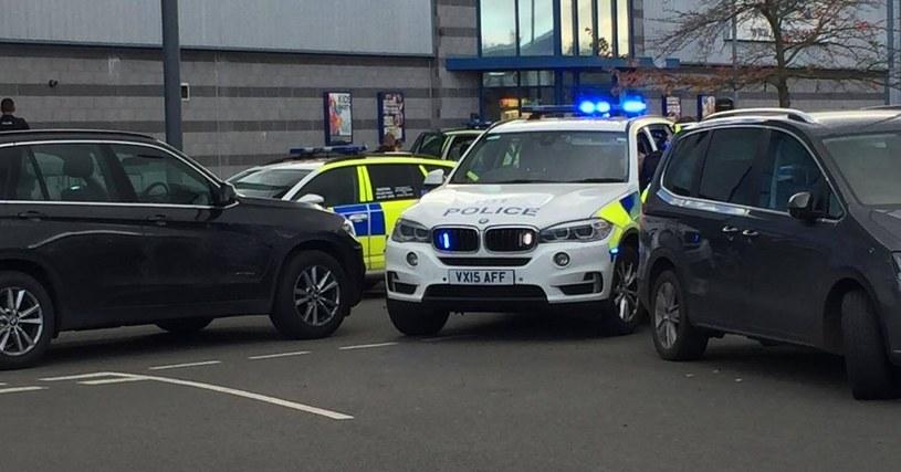 Wielka Brytania: Niezidentyfikowany sprawca wziął zakładników /Ian Brown /Twitter