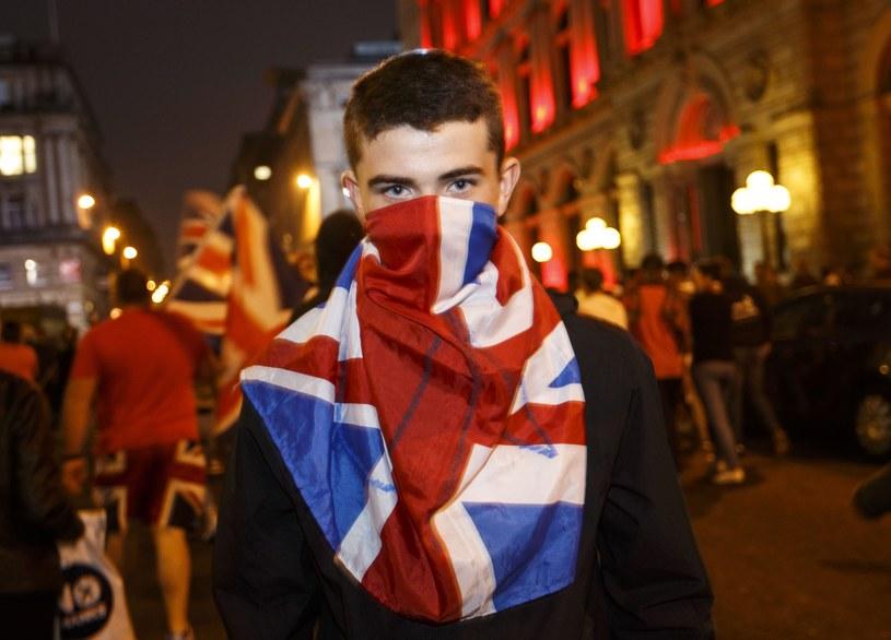 Wielka Brytania opuści Unię Europejską /PAP/EPA