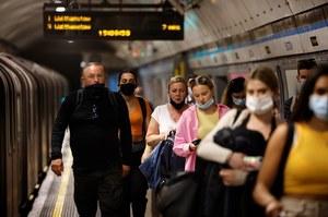 Wielka Brytania: Pociągi i stacje wolne od koronawirusa