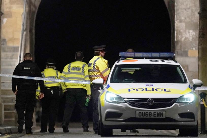 Wielka Brytania: Policja potwierdziła trzy ofiary śmiertelne ataku nożownika /WILL OLIVER  /PAP/EPA