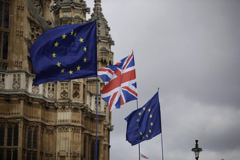 Wielka Brytania pożegnała się 31 stycznia z Unią Europejską /AP Photo/Matt Dunham /East News