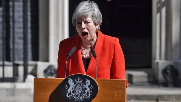 Wielka Brytania: Premier Theresa May ogłosiła rezygnację ze stanowiska