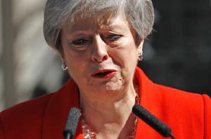 Wielka Brytania: Theresa May rezygnuje z funkcji premiera