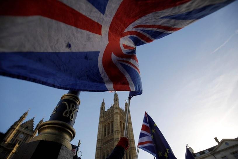 Wielka Brytania żegna się z Unią Europejską /Tolga AKMEN / AFP /East News
