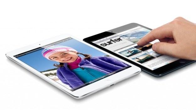 Wielka kradzież iPadów mini /materiały prasowe