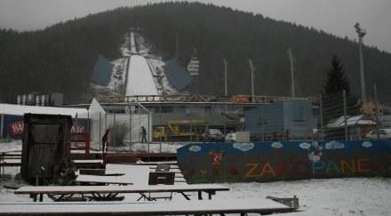 Wielka Krokiew, fot: Tomasz Jagodziński /Agencja Przegląd Sportowy