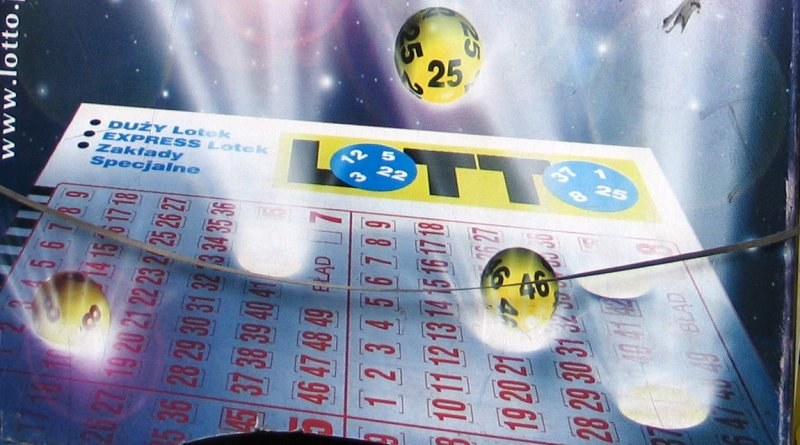 Wielka kumulacja w Lotto /RMF FM