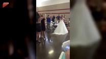 Wielka niespodzianka na weselu. Tego nikt się nie spodziewał