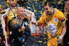 Wielka radość zawodników Vive Tauronu Kielce. Są najlepsi w Europie!