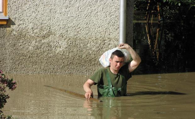 Wielka woda w Jaśle