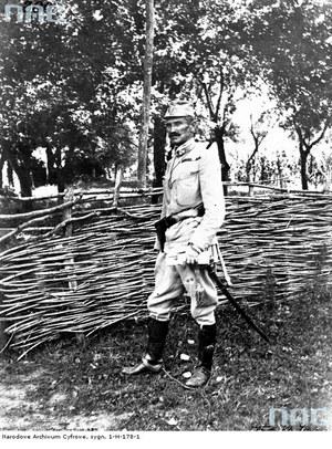 Wielka Wojna: Drugie życie pułkownika Zygmunta Zielińskiego