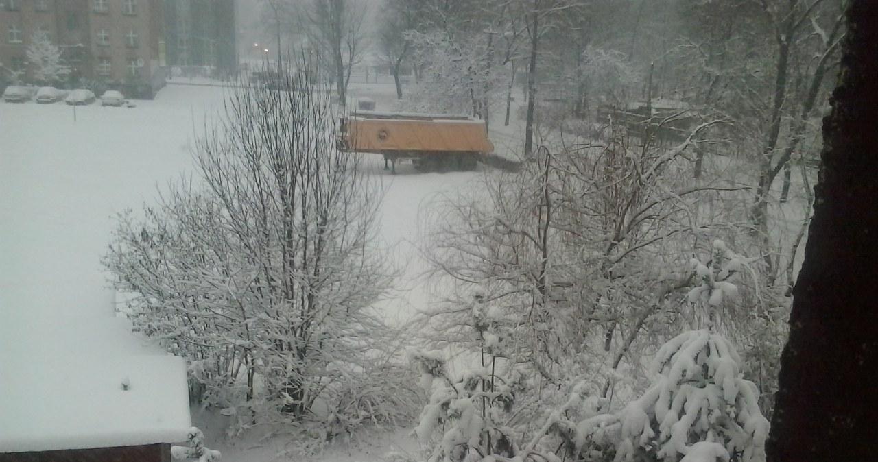 Wielkanoc 2013 pod śniegiem [WASZE ZDJĘCIA]