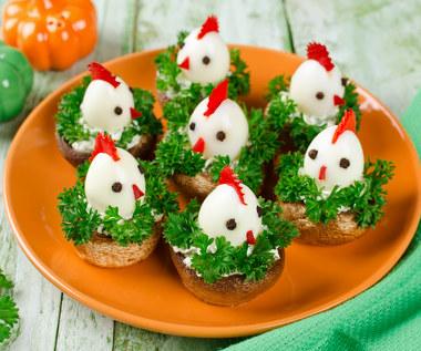 Wielkanoc 2021: Jak zrobić świąteczne kurczaczki z jajek i nie tylko?