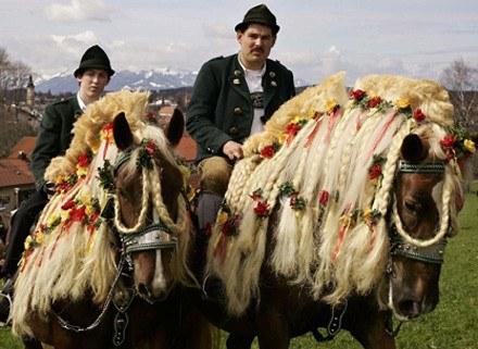 Wielkanoc w Bawarii /AFP