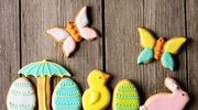 Wielkanoce ciasteczka