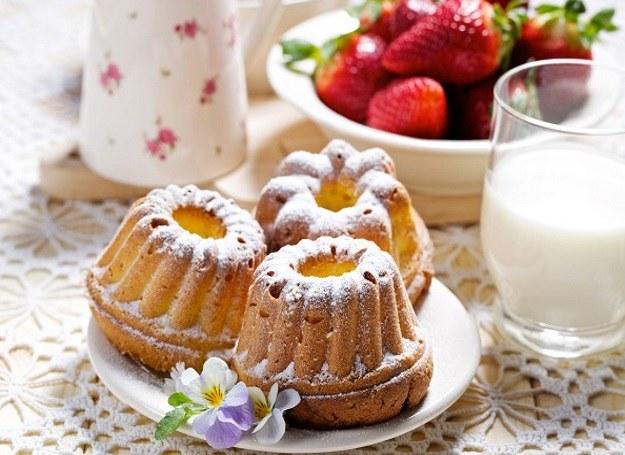Wielkanocna baba herbaciana /materiały prasowe