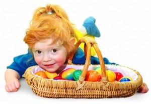 Wielkanocne przysmaki dla najmłodszych