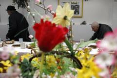 Wielkanocne śniadanie dla ubogich i samotnych