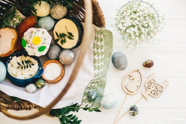 Wielkanocne śniadanie nie musi być nudne /123RF/PICSEL