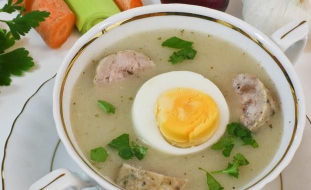 Wielkanocny barszcz, czyli klasyka kuchni staropolskiej