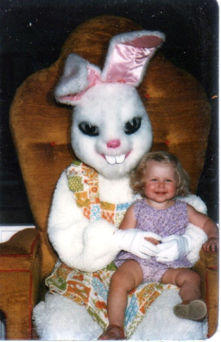Wielkanocny króliczek /imgur.com