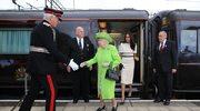 Wielki gest królowej w stronę Meghan