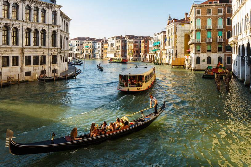 Wielki Kanał w Wenecji /123RF/PICSEL