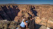 Wielki Kanion Kolorado - cud świata w stanie Arizona