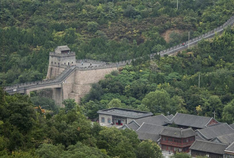 Wielki Mur Chiński /Leszek Kotarba  /East News