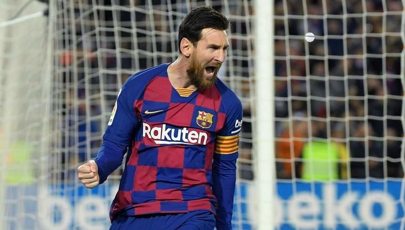 "Wielki Pele stracił swój rekord. Lionel Messi piłkarskim ""królem świata"""