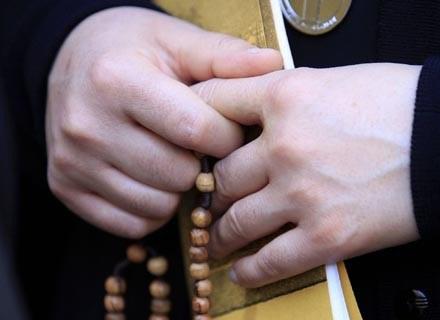 Wielki Piątek u luteran na Śląsku Cieszyńskim /AFP