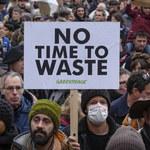 """Wielki protest proekologiczny w Brukseli. """"Politycy, gdzie jesteście?"""""""