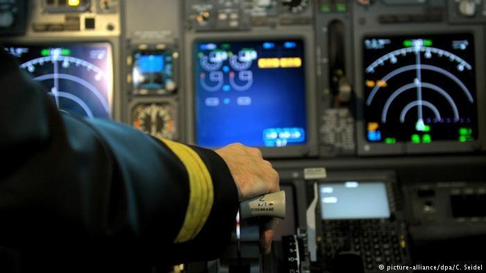 Wielki strajk pilotów linii Ryanair obnażył wszystkie mankamenty zawodu pilota komunikacyjnego /Deutsche Welle