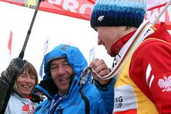 Wielki sukces Kamila Stocha! Jest na podium Pucharu Świata!